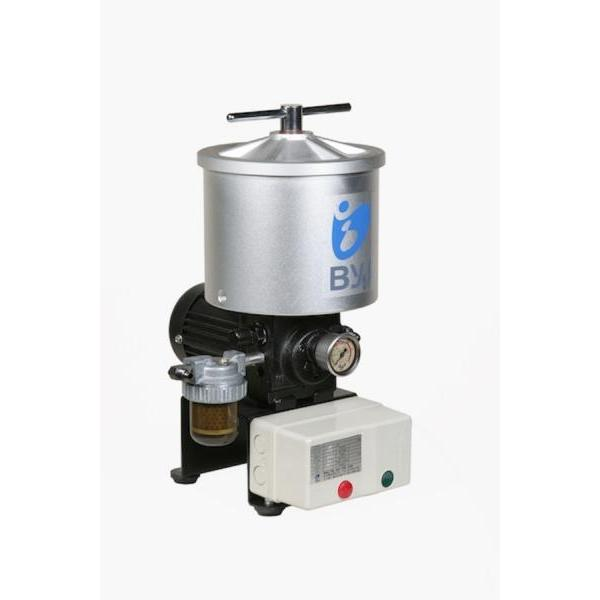 Stationary Precision Oil Filter Machine