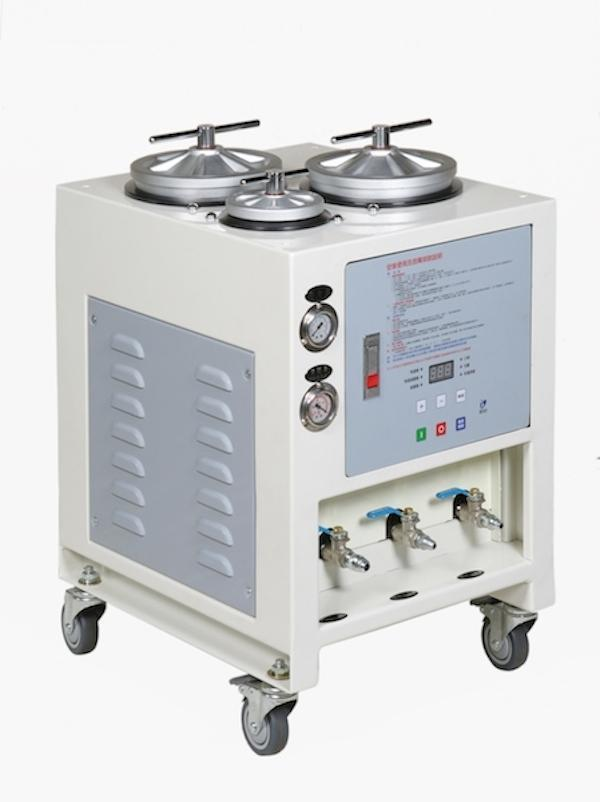 Movable Precision Oil Filter Machine MP-2R
