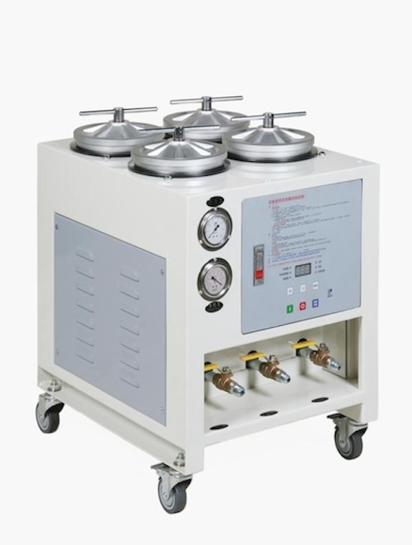 Movable Precision Oil Filter Machine MP-3R
