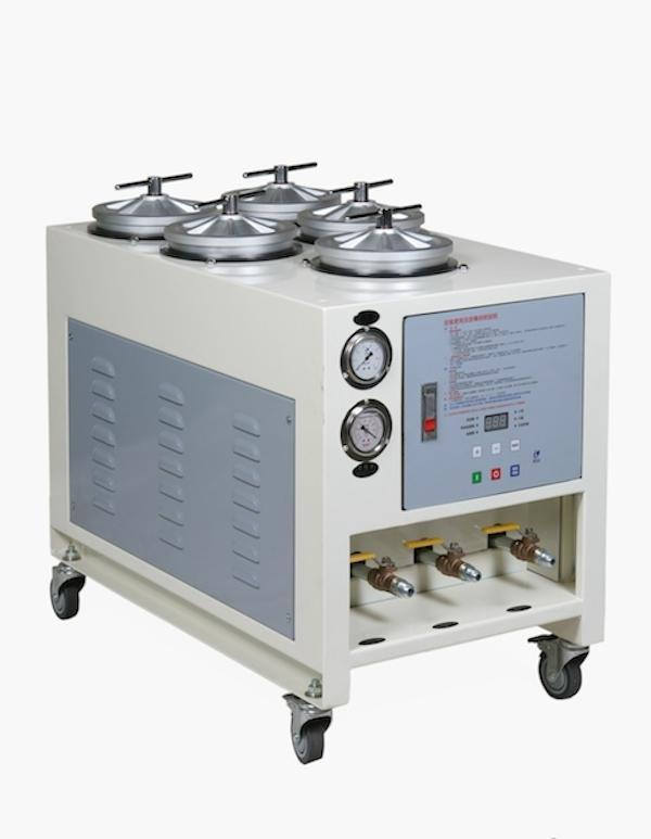 Movable Precision Oil Filter Machine MP-4R