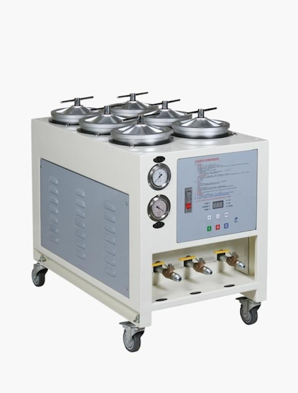 Movable Precision Oil Filter Machine MP-5R