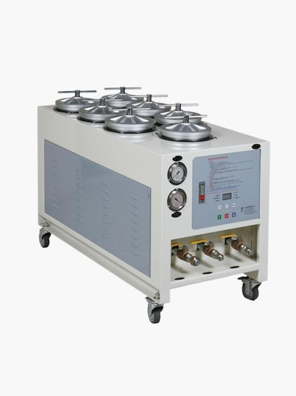 Movable Precision Oil Filter Machine MP-6R