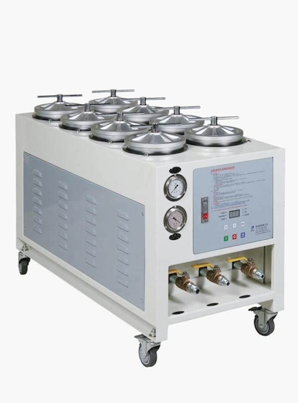 Movable Precision Oil Filter Machine MP-7R